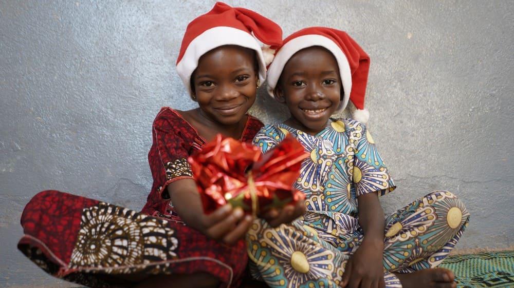 Weihnachten in Mosambik