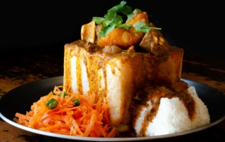 Mama's Mealtime: South African Bunny Chow