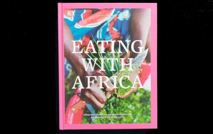 Eating with Africa by Maria Schiffer