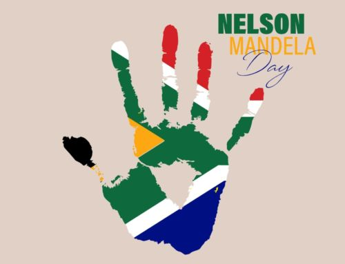 Nelson Mandela, Freedom Fighter and Politician