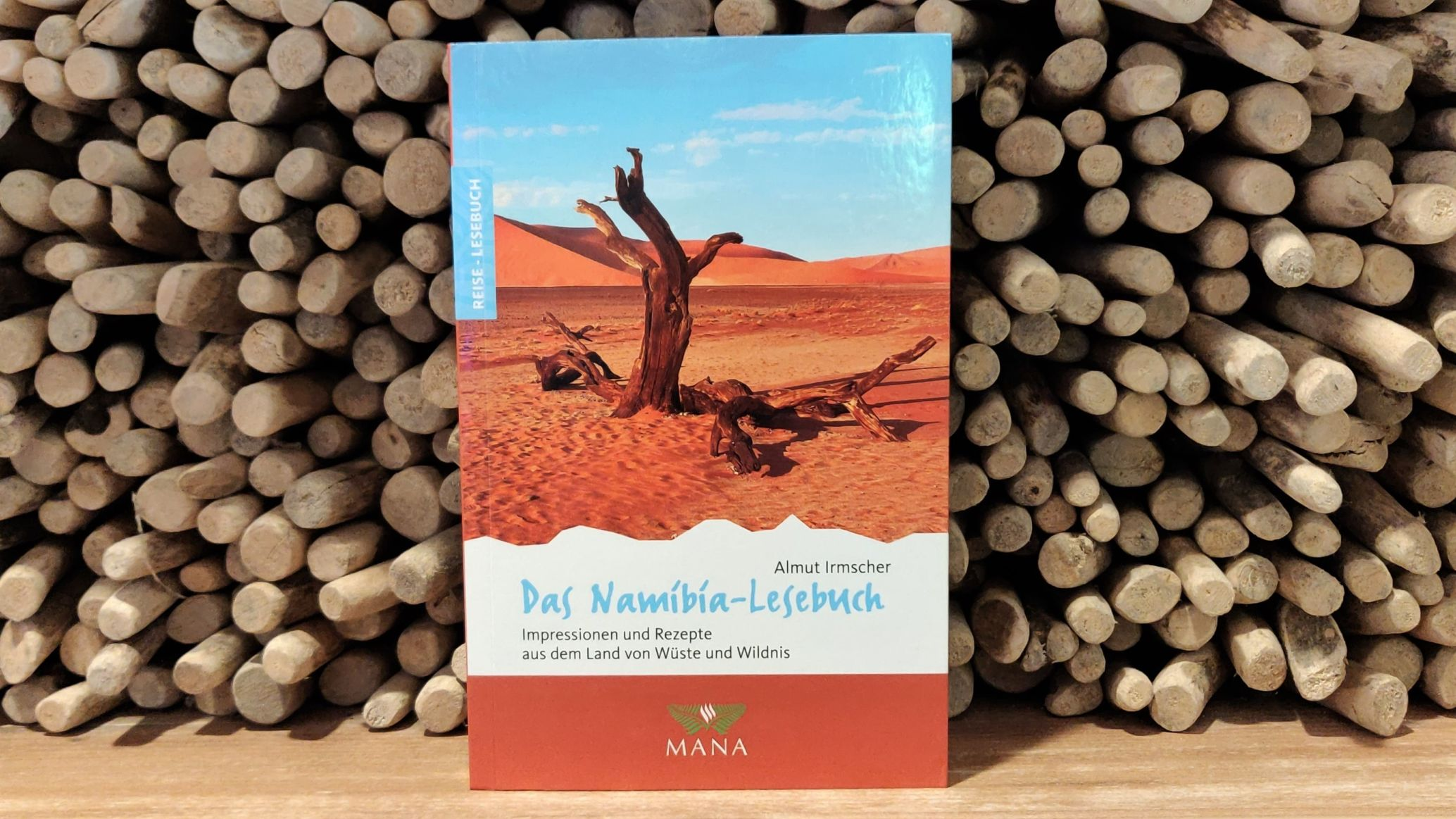 Book Review: The Namibia Reading Book by Almut Irmscher